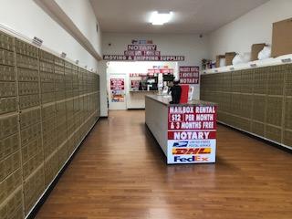 Mailbox Rental & Postal Services